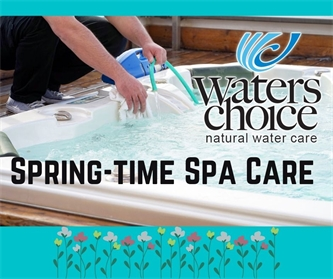 Springtime Spa Care