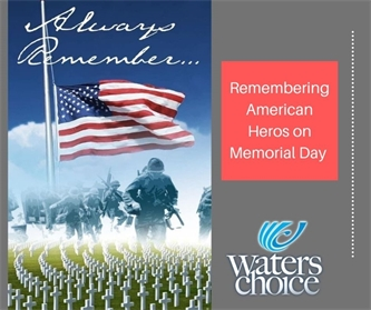 Remembering American Heroes On Memorial Day