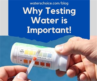 Why Water Testing Is So Important