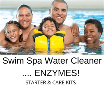 Swim Spa Water Cleaner - NATURAL ENZYMES