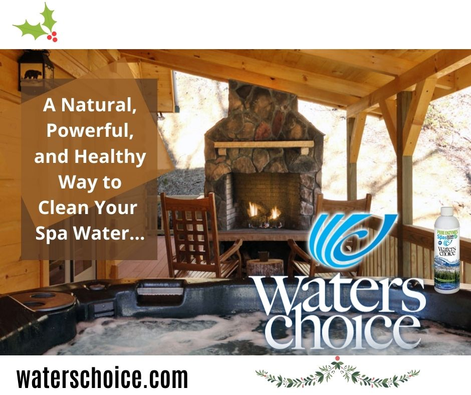 Spa Startup and Care Kits from Waters Choice
