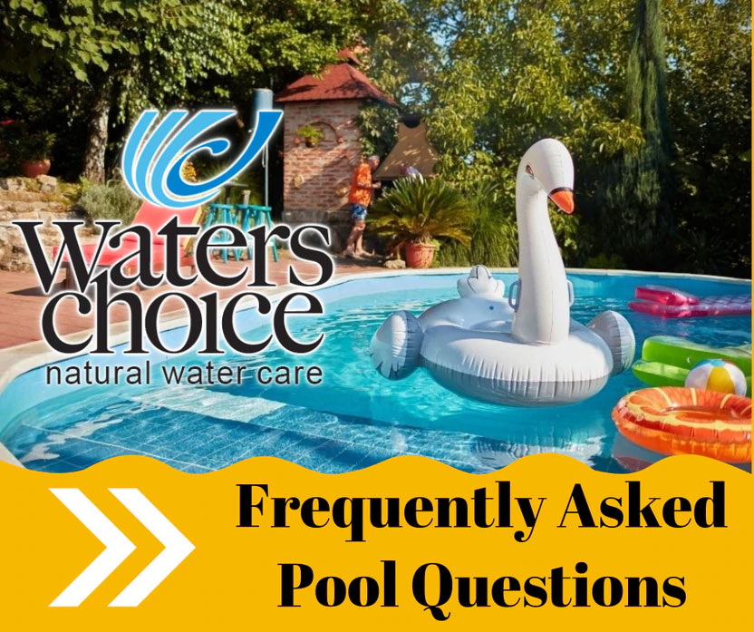 Frequently Asked Pool Questions