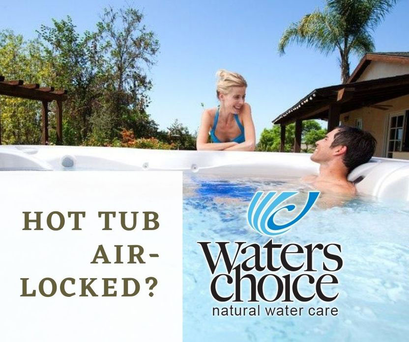 Is Your Hot Tub Air-Locked?