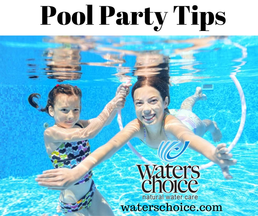 Pool Party Maintenance Tips