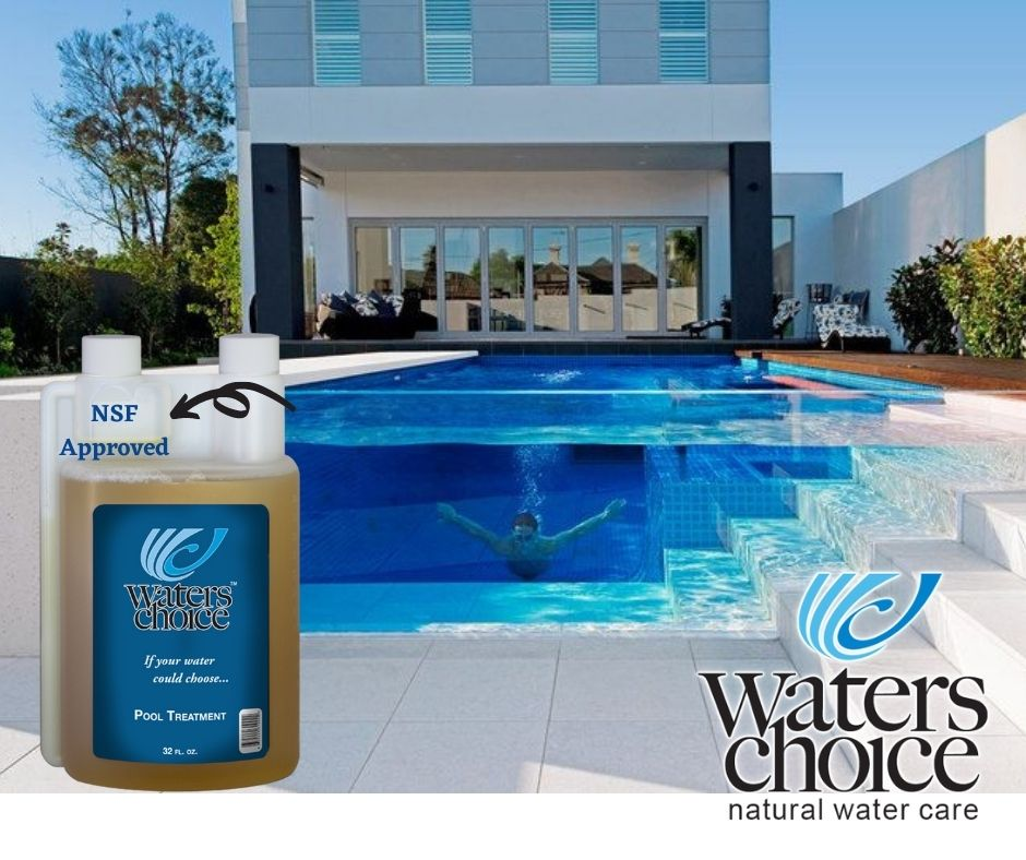 It's NOT Too Late To Use Enzymes for Your Pool Water!
