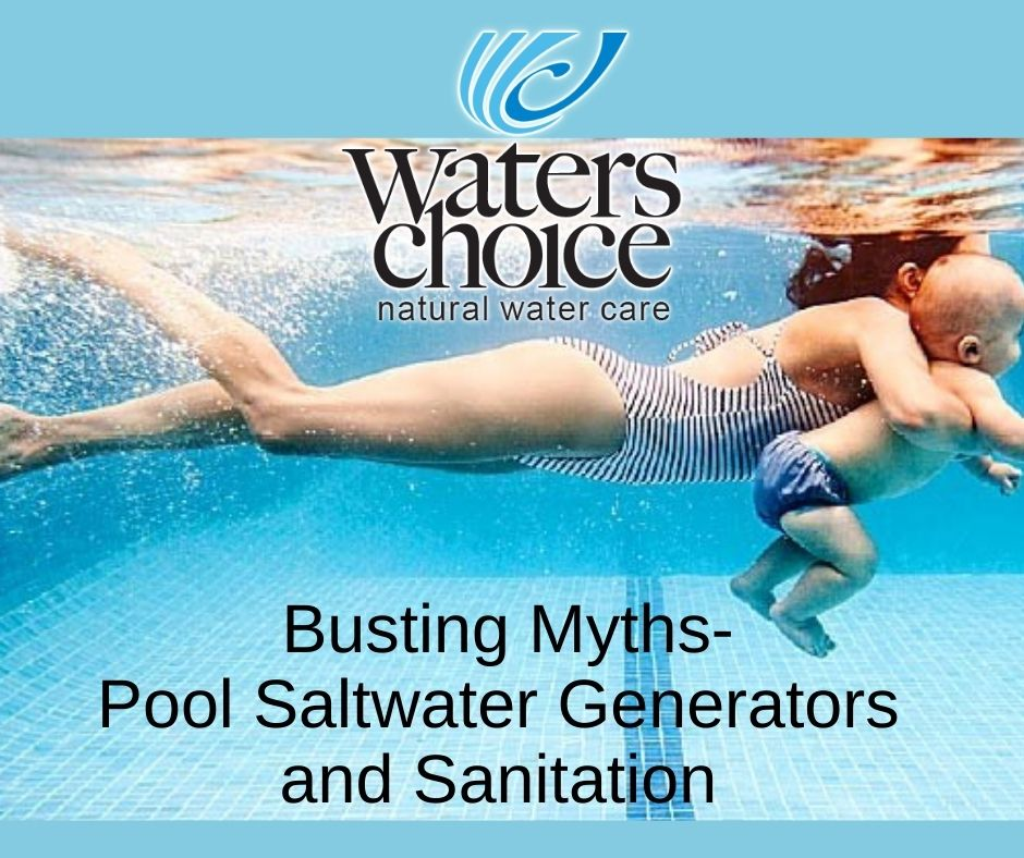 Busting Myths About Pool Salt Generators and Sanitation