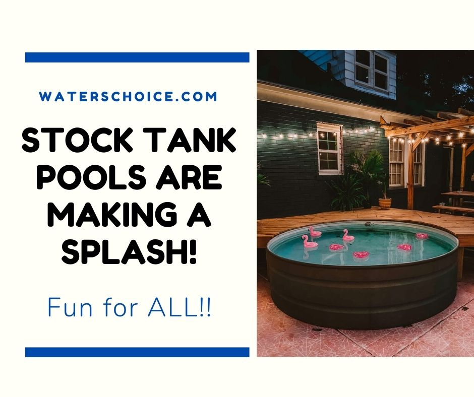 Pool Water Enzymes - Perfect for Trendy Stock Tank Pools!